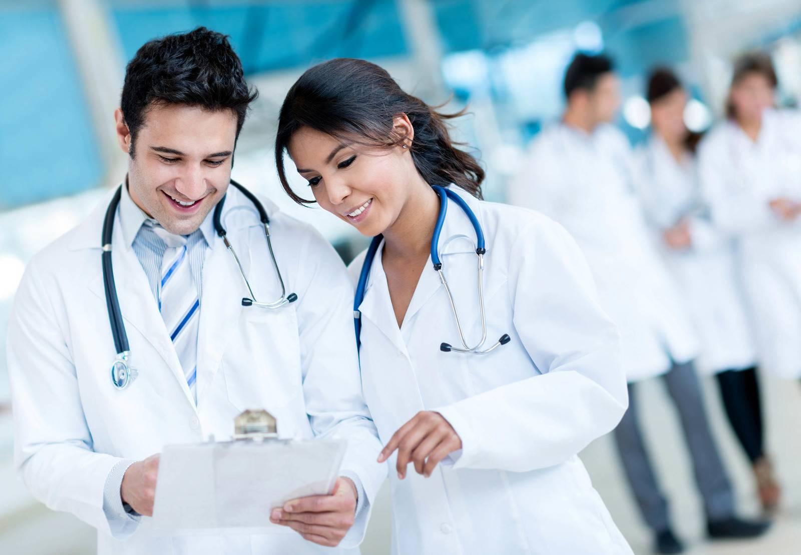 medicos a validar processo