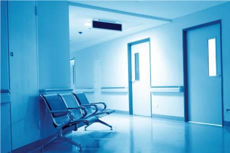 corredor sala de espera pequeno