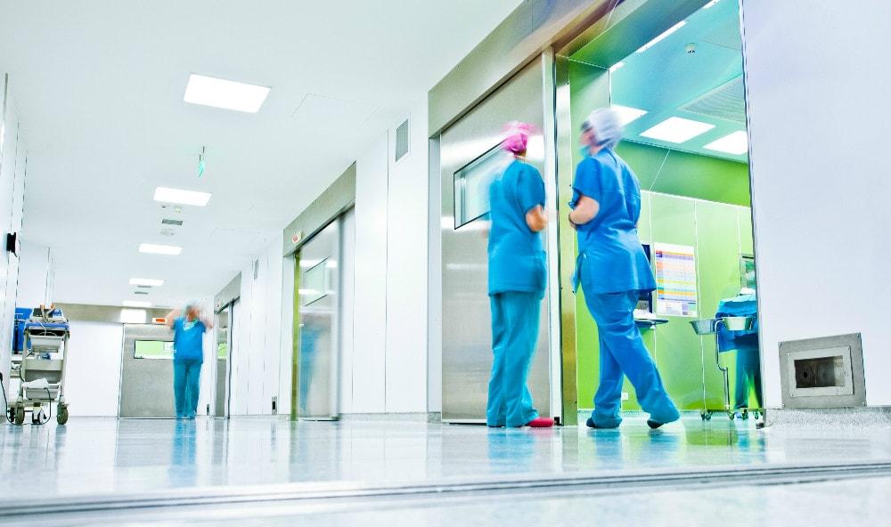 enfermeiras entrada urgencias