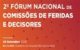 II Fórum Nacional de Comissões de Feridas e Decisores