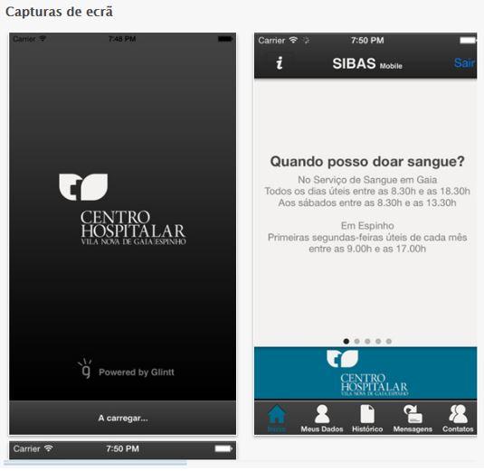 print app ch vila nova gaia