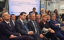 Nova fábrica Vifor Pharma em Portugal
