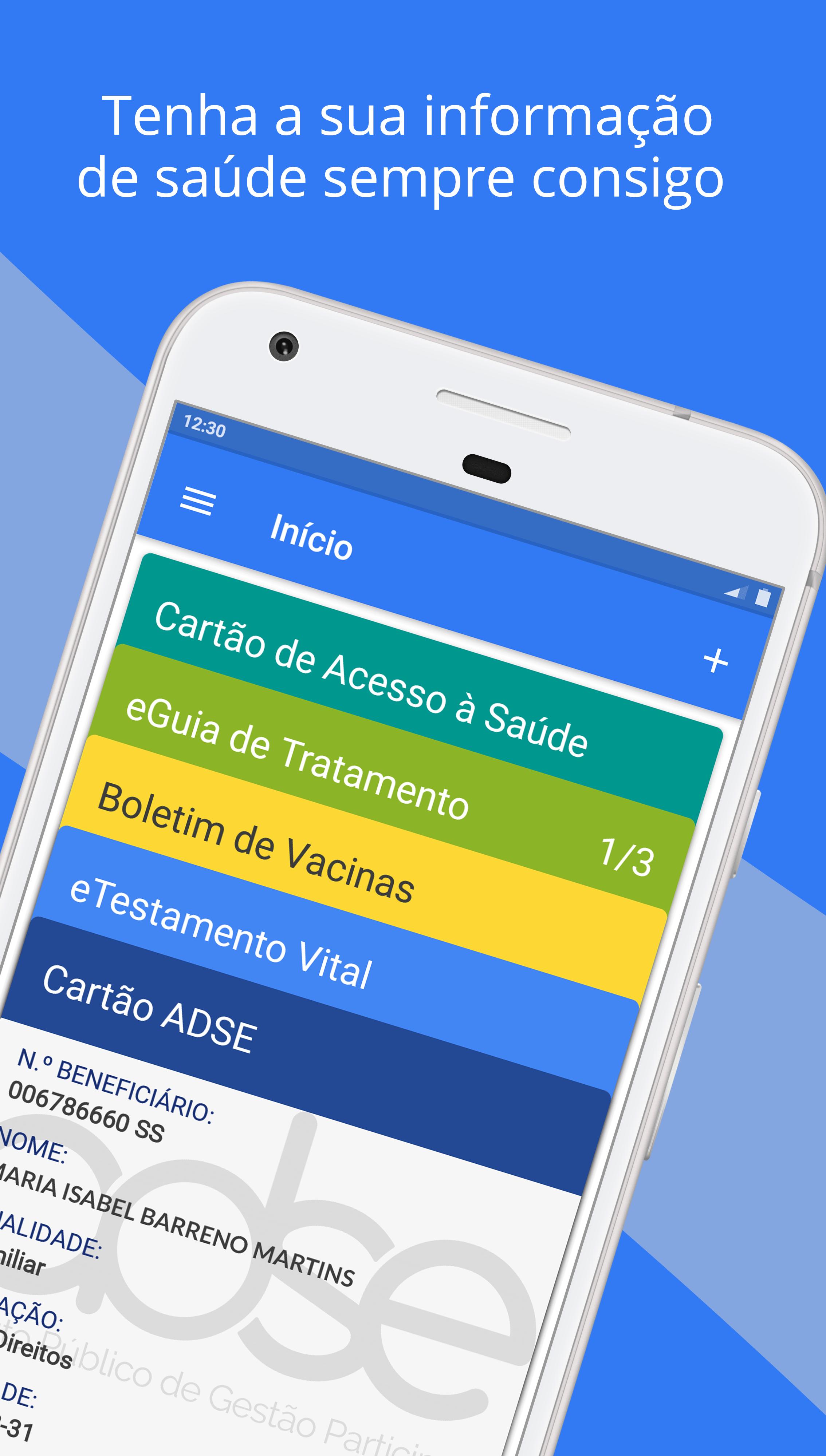 336c405b0 Construída de acordo com o interesse do cidadão, a MySNS Carteira reúne a  informação de saúde do cidadão numa aplicação residente no seu smartphone.