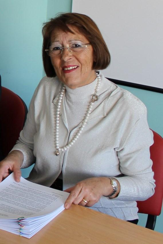 Maria Helena Barbosa da Silva Baptista da Costa