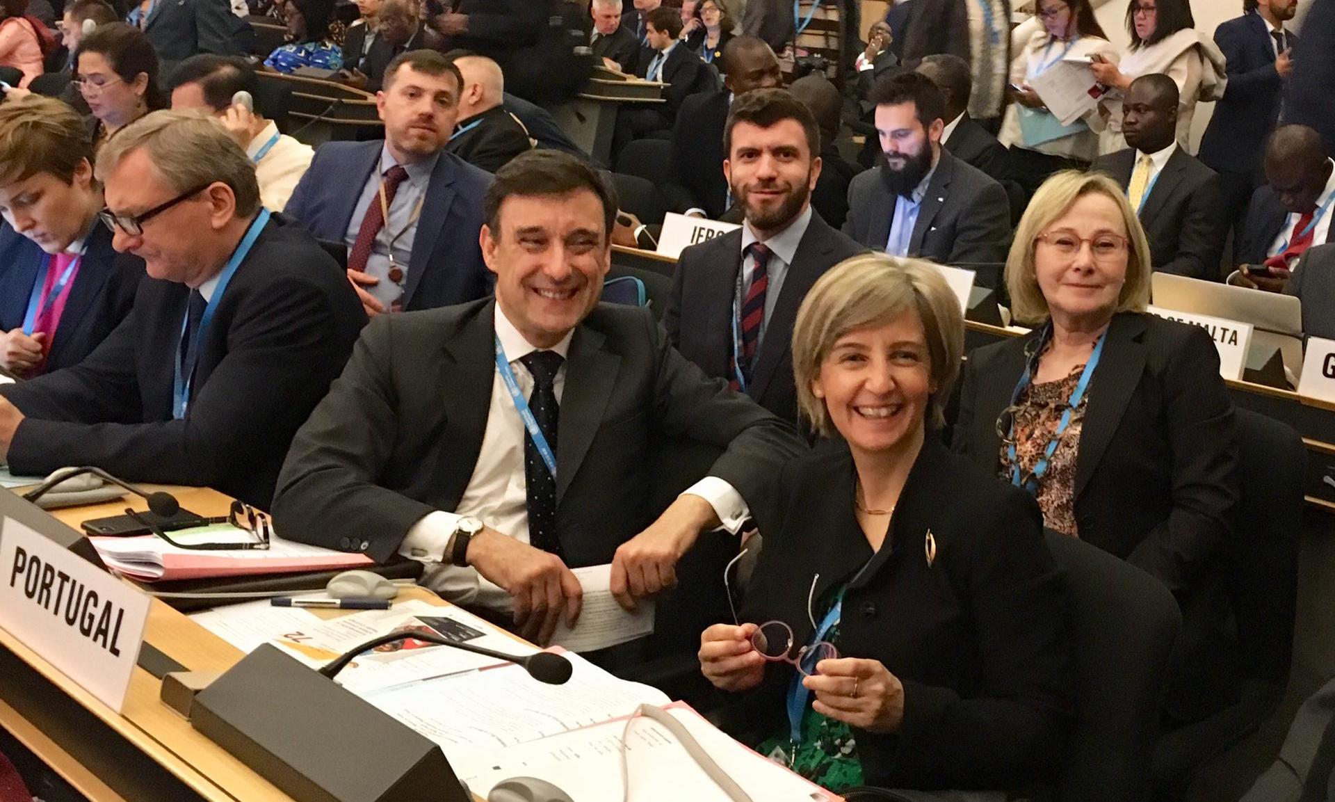 72.ª Assembleia Mundial da Saúde – SNS
